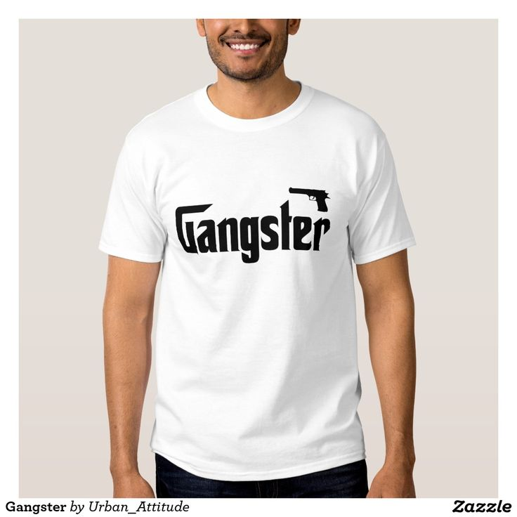 Gangster Mafia T-Shirt.