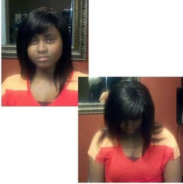 14 best Weaves and Extensions images on Pinterest | Curly sew in ...