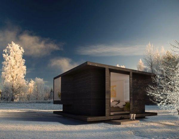 CREATIVE LIVING from a Scandinavian Perspective: Simple Living - Friggebodar för det enkla livet