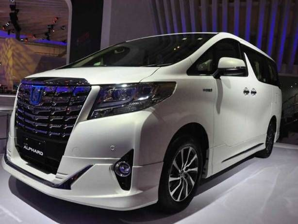 Car Specs And Features The Latest Toyota Alphard Cnynewcars Com Toyota Mobil Indonesia