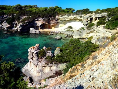 Isola di Pianosa - Arcipelago Toscano  - Italy