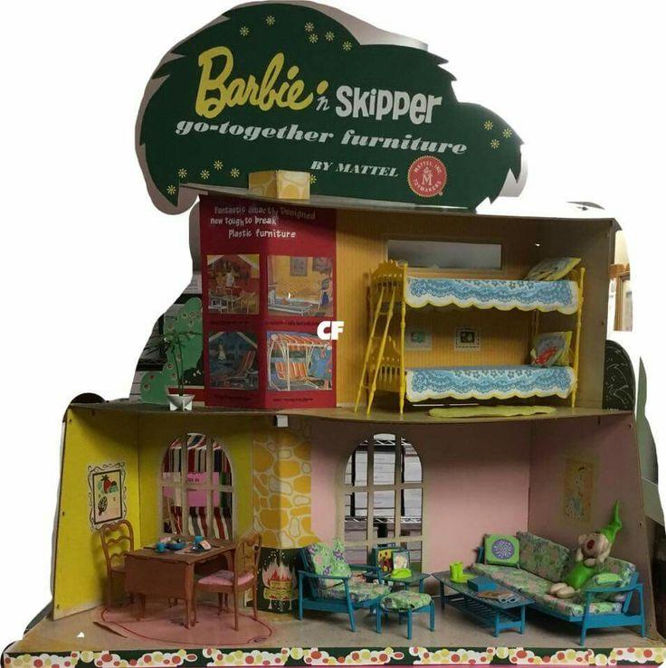Mattel store display