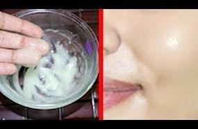 USE ÓLEO DE COCO E bicarbonato de sódio Ficar 3 - 5 anos mais Jovem Minimizar as linhas + RUGAS