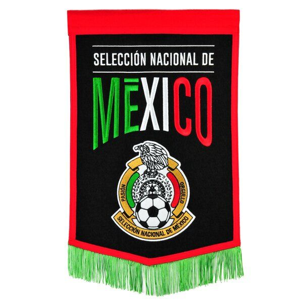 Mexican National Team Traditions Banner Wall Decor In 2020 Mexico National Team Mexico Soccer Mexico