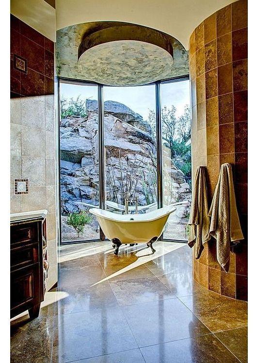 107 best Amazing Bathtubs & Bathrooms images on Pinterest   Bathroom ...