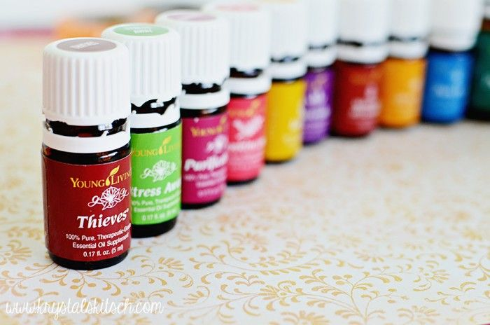 Must Try Essential Oil Blends to Use in Your Diffuser