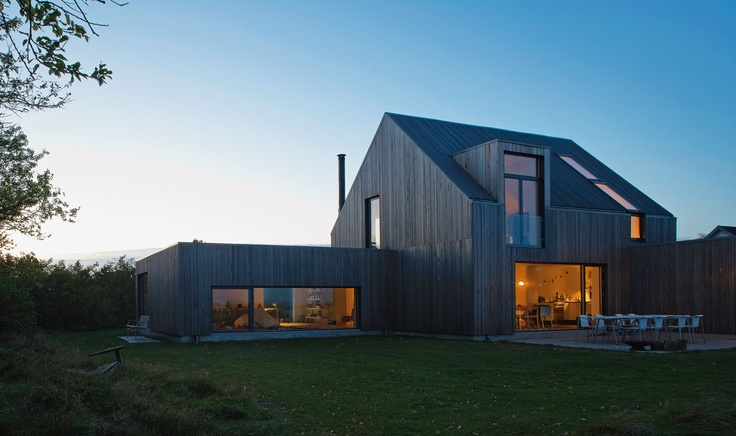 Home of Designer Hans Thyge Raunkjaer