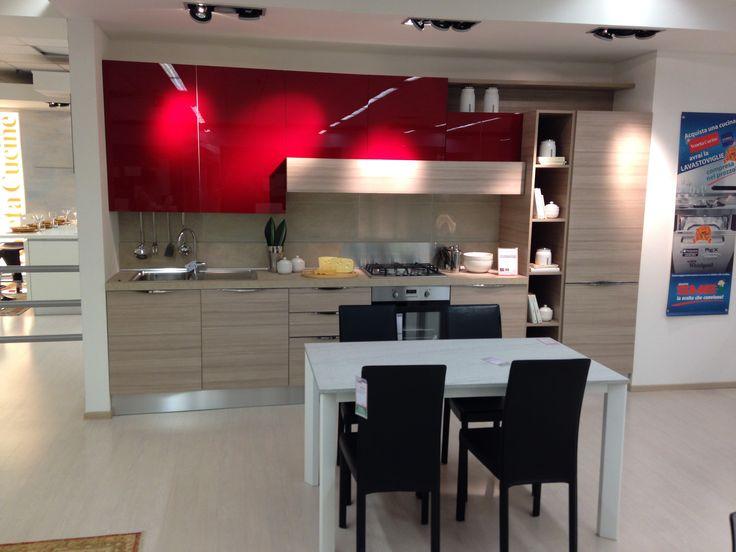 Un tocco di rosso in cucina - SME San Donà