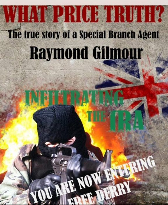 10 best royal ulster constabulary gc images on pinterest northern undercover british agent raymour gilmour true story the book they tried to ban in the uk infiltrating the ira fandeluxe Gallery