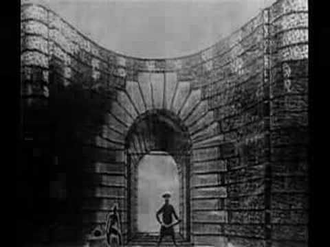 Clip from The Trial (ante la ley) Kafka short tale