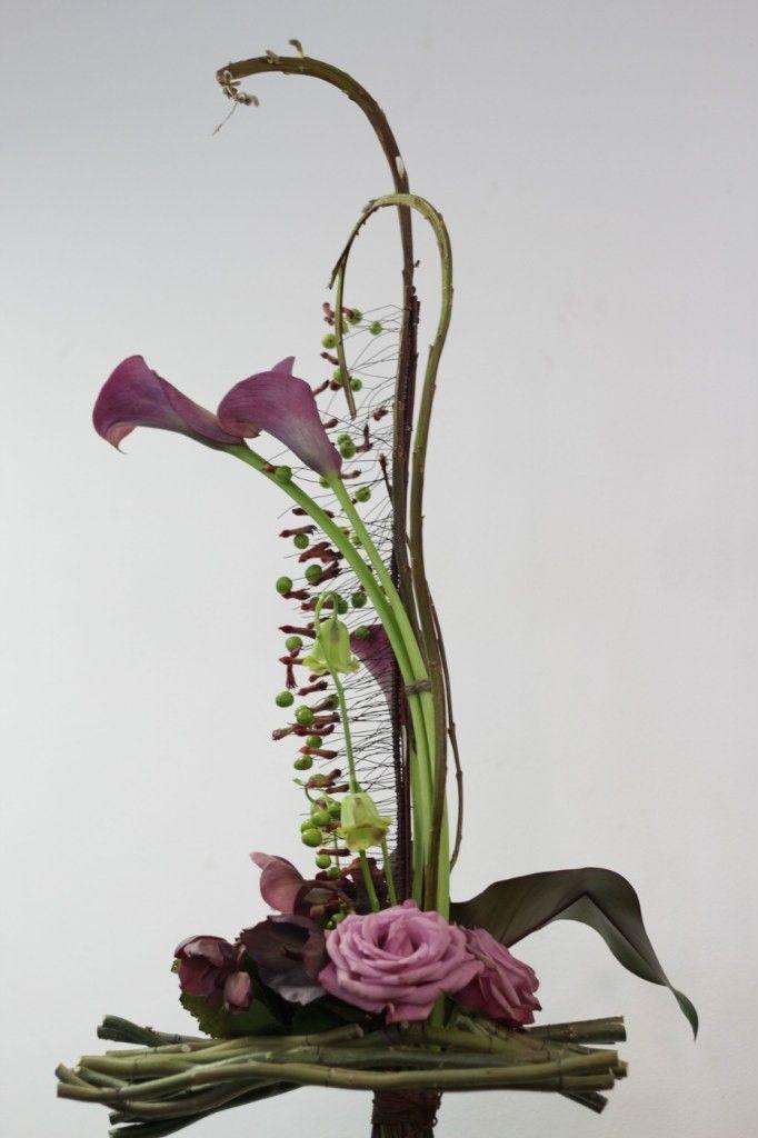 3531 best ikebana images on pinterest floral arrangements flower arrangement and flower. Black Bedroom Furniture Sets. Home Design Ideas
