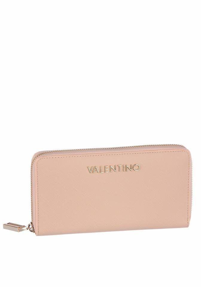 Valentino handbags Geldbörse, mit elegantem Logo Schriftzug