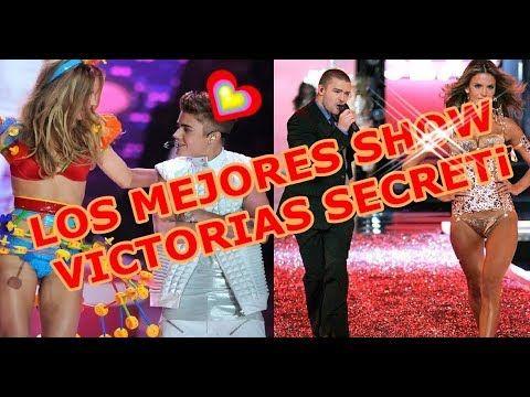 ACTUACIONES MAS RECORDADAS ¡¡¡Victoria's Secret Fashion Show¡¡
