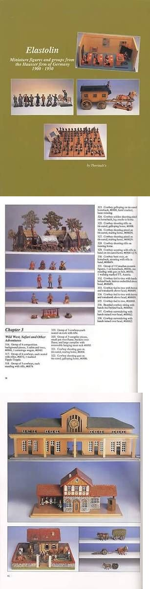 Pre-1970 734: Elastolin Ref Book V1 German Toy Soldiers Horses Prince -> BUY IT NOW ONLY: $33.15 on eBay!