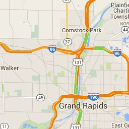 Live traffic conditions on the above map are provided by Google. The traffic cameras below are provided by MDOT.