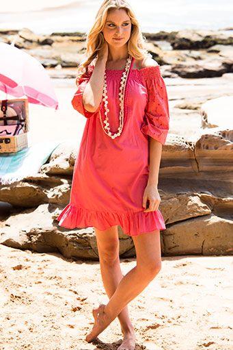 Summer 15 campaign shoot Beach Resort Clothing by Firefly  www.fireflyonline.com.au