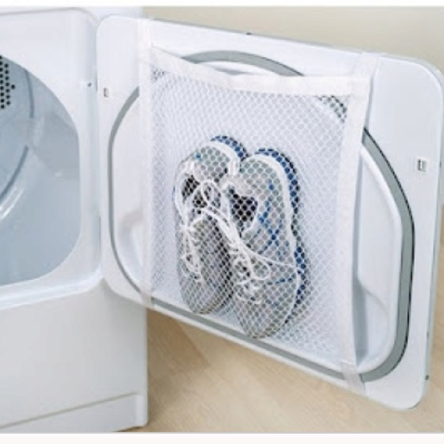 Shoe net for dryer