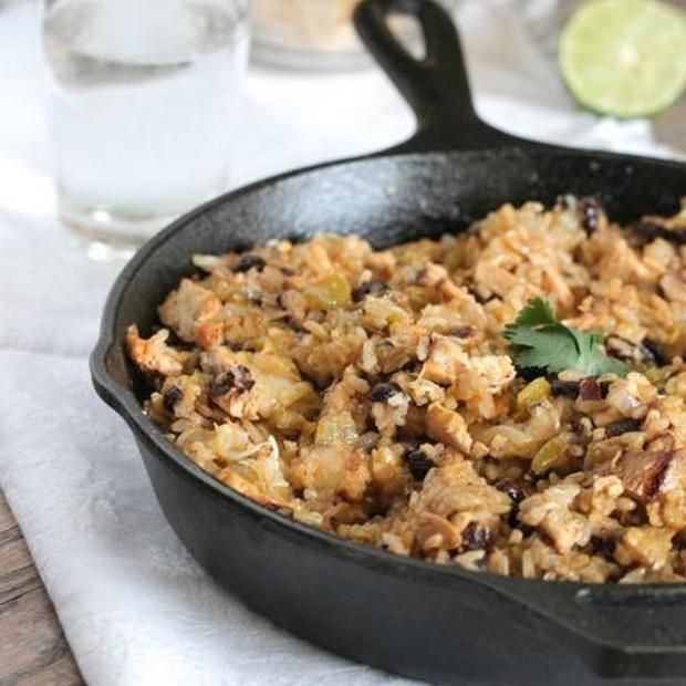 ... rice skillet chicken and black bean chicken and black bean smoky rice
