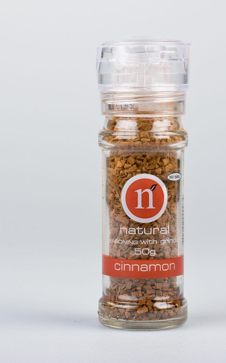 Cinnamon grinder