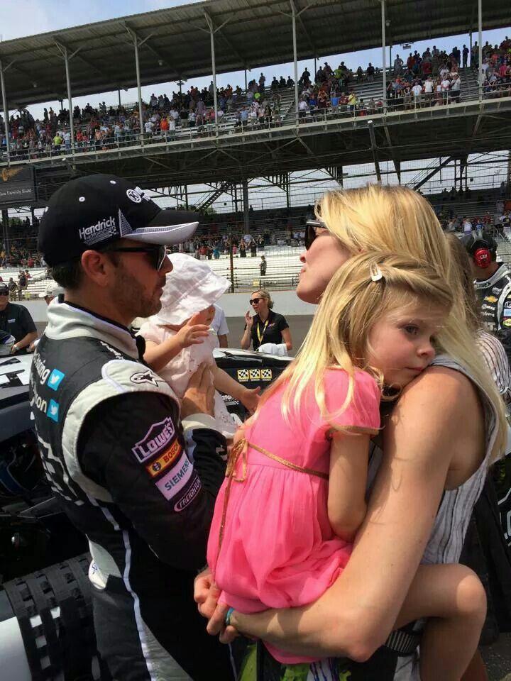 17 Best images about NASCAR Favorites...Jimmie & Sam on ...