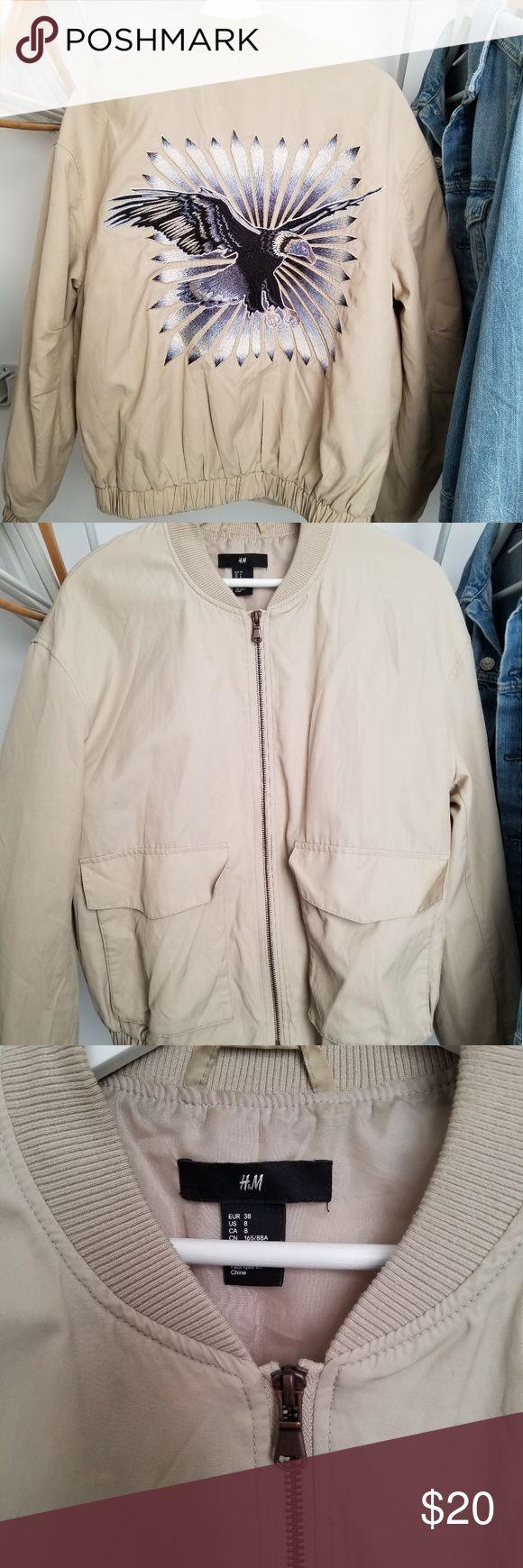 Bomber jacket Bomber jacket, Jackets, H&m jackets