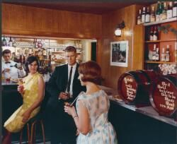 Interior of Lennons Hotel, Toowoomba, Queensland, 1965, [3] [picture]