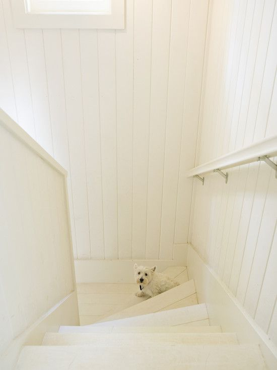 Spaces White Tongue And Groove Walls Design, Pictures, Remodel, Decor and Ideas - page 2