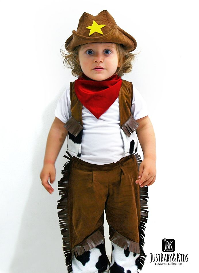 CCE03 Kovboy Kostümü Just Baby & Kids - Bebek ve Çocuk Kostüm - Giyim #kovboy
