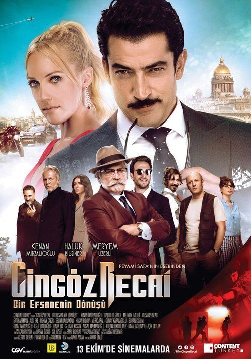 Watch Cingöz Recai Full Movie Online