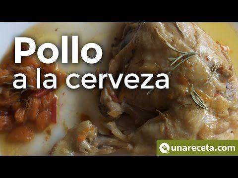 Pollo a la cerveza tradicional ¡Original y sabroso!   #PolloALaCerveza #RecetasDePollo #RecetasConPollo #CocinarPollo #RecetasTradiconales #RecetasCaseras #RecetasFáciles #Pollo
