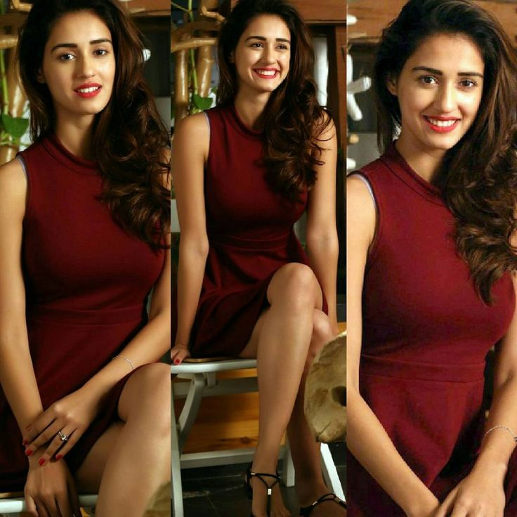 """She be the prettiest ❤ @dishapatani"""