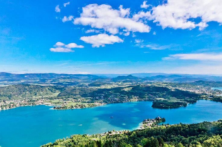 WOW! Foto by D A R I A D A R I A: WÖRTHERSEE - Pyramidenkogel #woerthersee