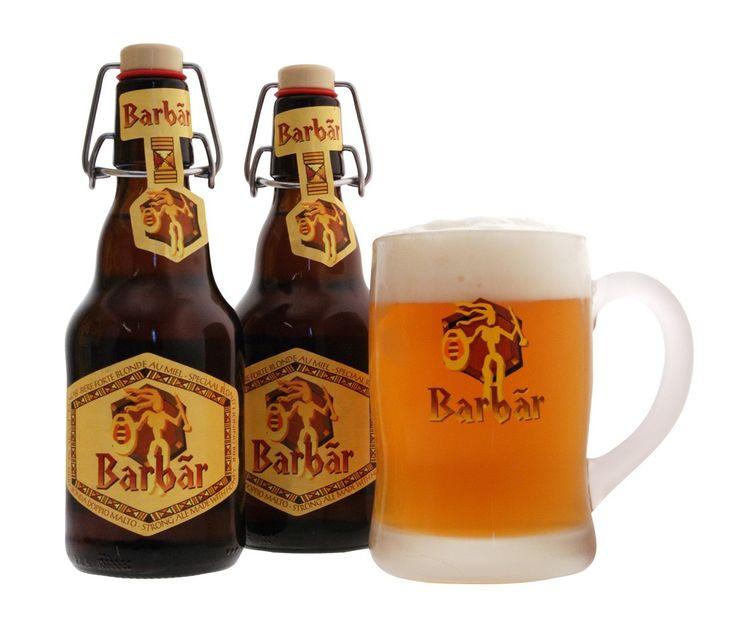 Barbar, Belgian Strong Ale 8,0 % ABV (Brasserie Lefebvre, Bélgica)
