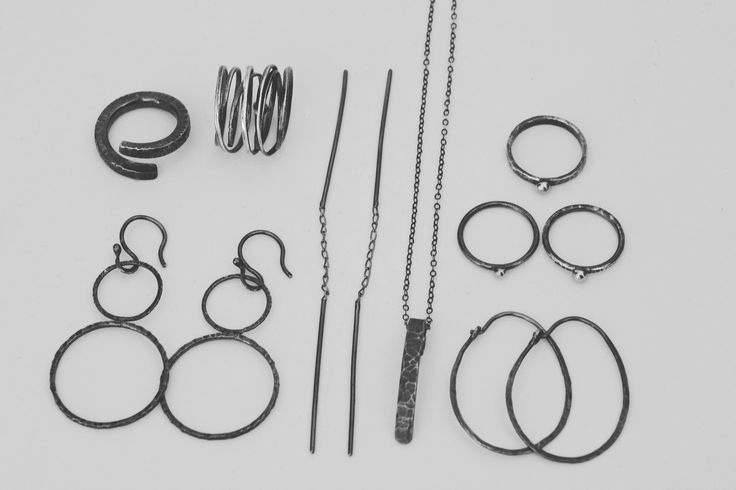 Oxidized silver basics