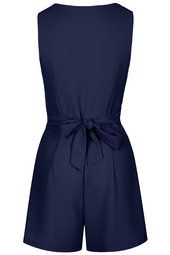 **Zip Playsuit by Wal G