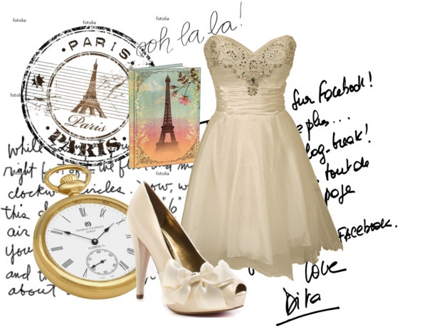 """Paris"" by littlefairy8 on Polyvore"