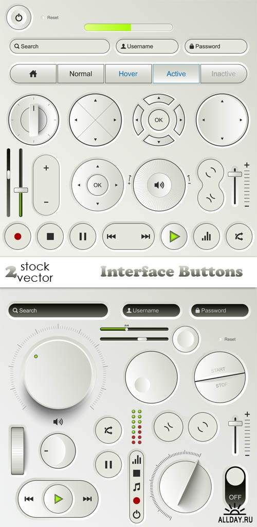 53 best Panel buttons design ideas images on Pinterest Buttons - best of periodic table of elements vector