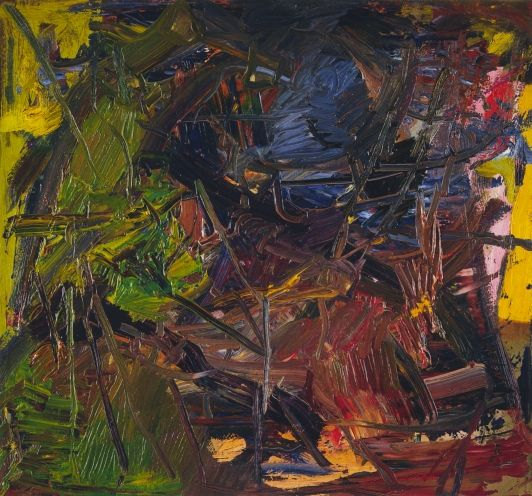 Gerhard Richter «Abstraktes Bild» (1978)
