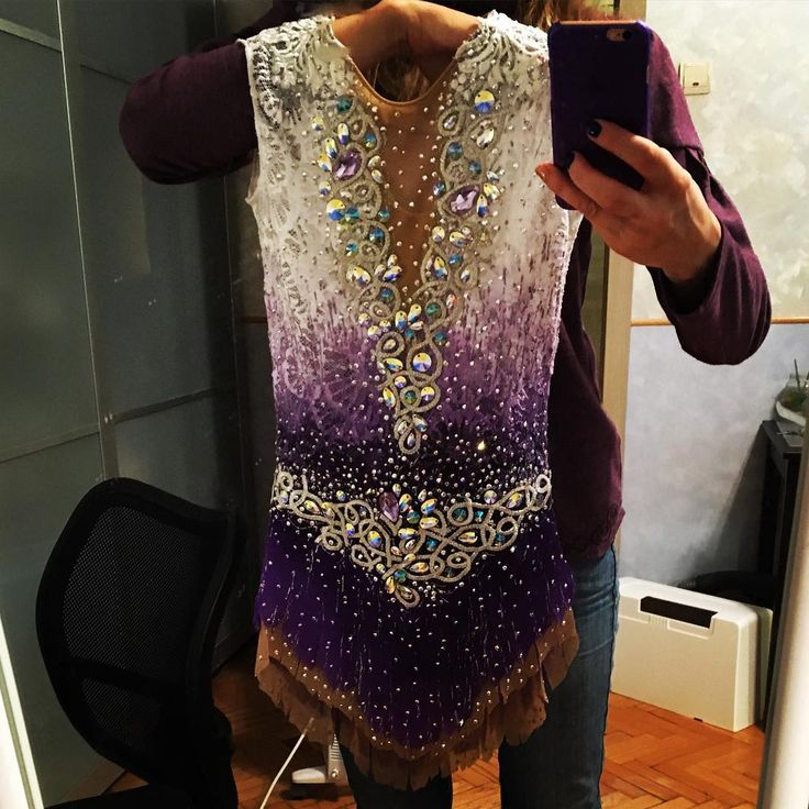 "96 Likes, 14 Comments - Aljona Kuklychjova (@kuklych) on Instagram: ""Купальник "" Фиолетовый закат"""""