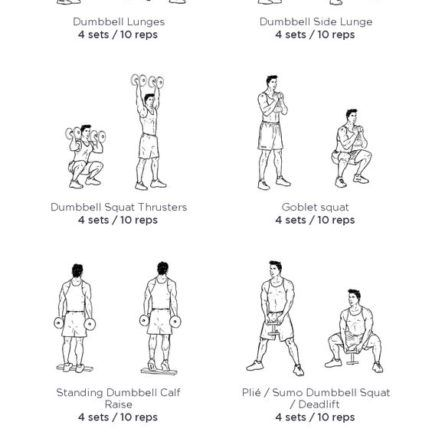 Leg Workouts for Mass