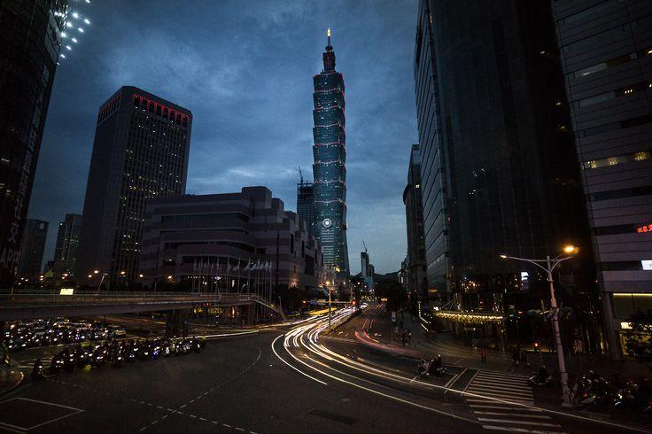Amazing Places — Taipei 101 - Taipei - Taiwan (byEleleleven)