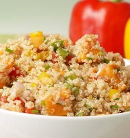 Are you a quinoa lover? Get these 10 quick recipes made with quinoa from sparkpeople.com
