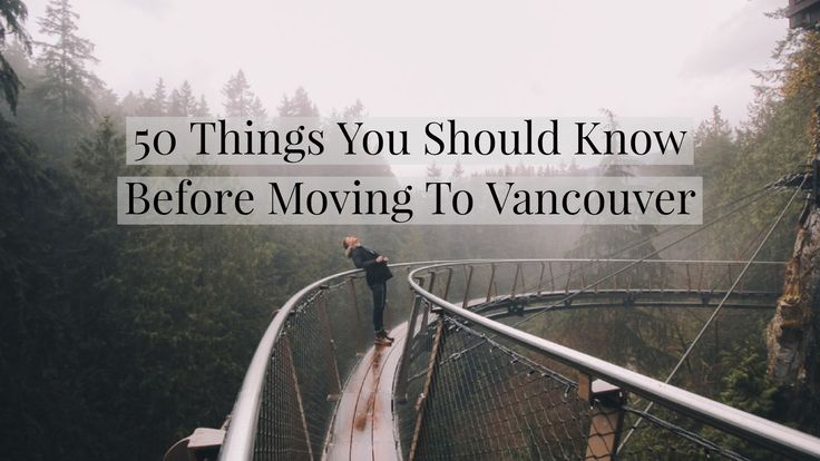 After living in Vancouver for 6 months here is 50 things that you should know before moving to Vancouver. Tips on accommodation, costs and much more.