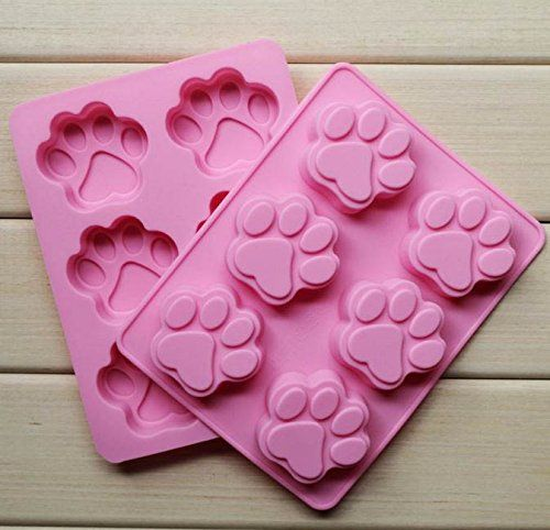 Silicone Cake Mold 6 Holes Cat Claws Shape Cake Bakeware Fondant Soap Mold Kitchen Accessories Cooking Tools -- Want to know more, click on the image.