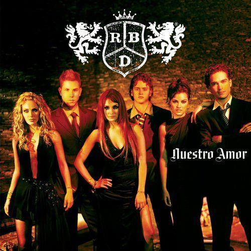 RBD: Nuestro amor 2005.