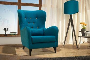599zł Fotel Royal od #internumpolska / Armchair Royal http://internum.pl/p/45/6548/fotel-royal