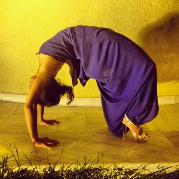 İnspired by yoga