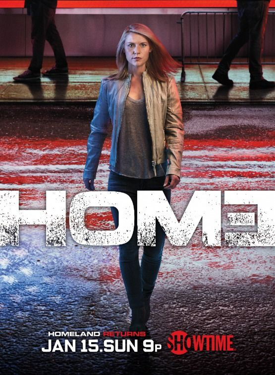 Homeland: 6th season January 15th
