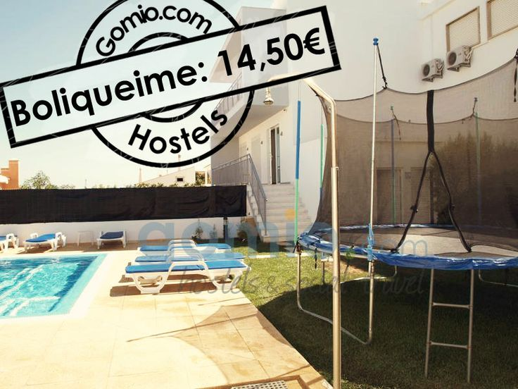 #Boliqueime, #Portugal 14,50€  Boliqueime is located between the #famous #destinations #Lagos and #Faro. This place offers also #beautiful #beaches, but in a more calm and relaxed way. Find all top #hostels in Boliqueime here.  And psssst: You will get a #swimmingpool with the #BoutiqueHostel in Boliqueime.  http://www.gomio.com/en/hostels/europe/portugal/boliqueime/search.htm  #Backpacking #Hostel #Hosteling #backpacker #travel #summer #sun #beach