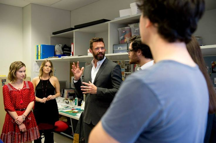 Reinforcing the importance of Design in Theatre and Film to WAAPA Design students